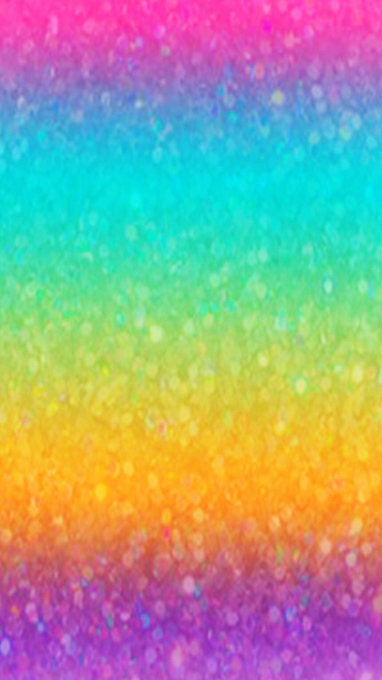 Wallpaper Blurry Iphone X Rainbow Stars Backgrounds 183 ① Wallpapertag