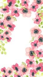 floral pretty backgrounds watercolor tablet desktop wallpapers phone hamza zakkiya wallpapertag