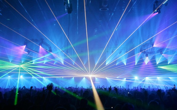 Rave Party Lights