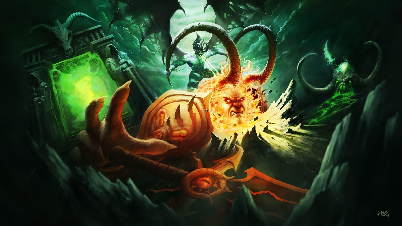 Hunter X Hunter Wallpaper Iphone 6 World Of Warcraft Legion Wallpaper 183 ① Download Free