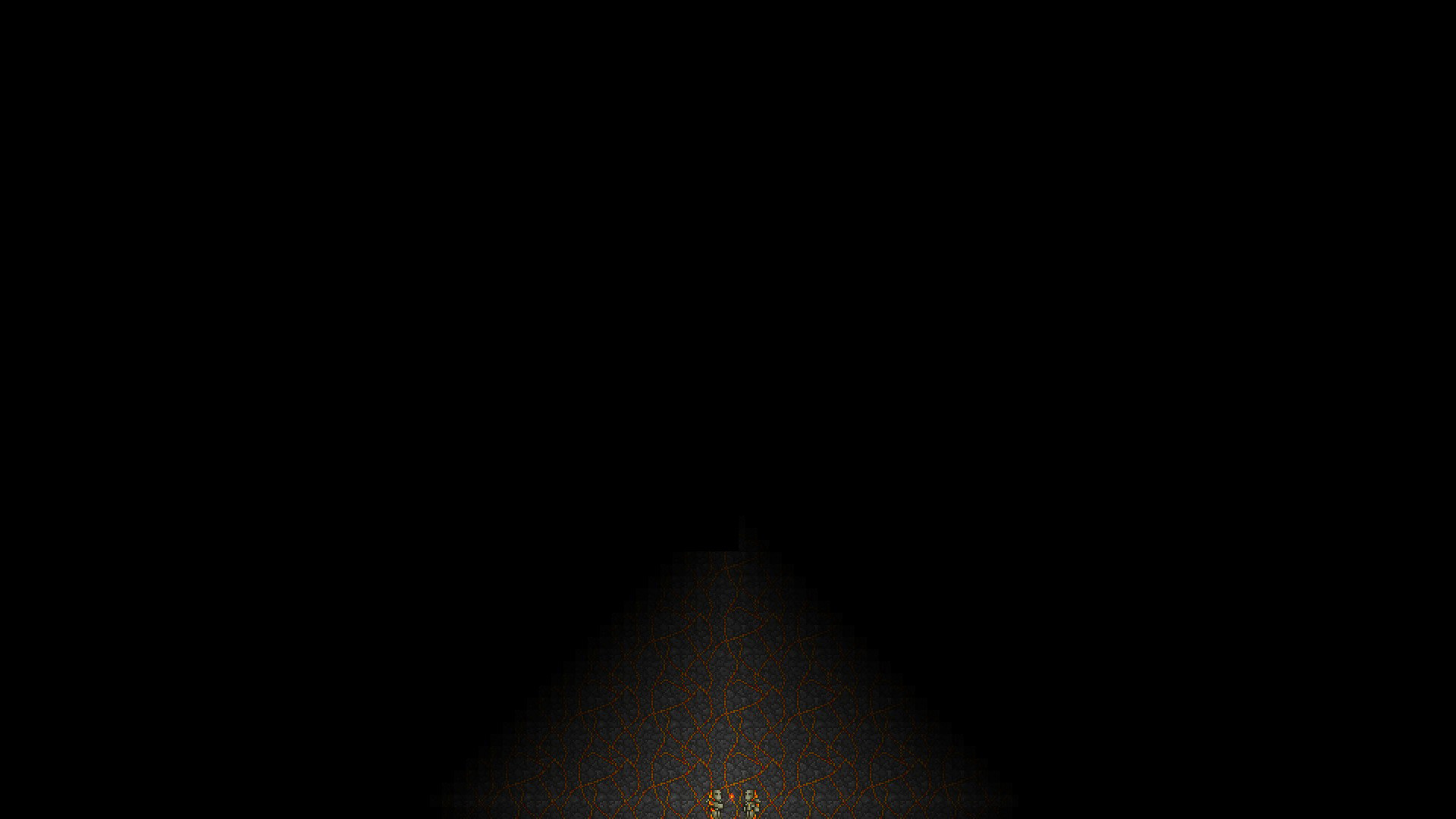 Dark Minimalist Wallpaper ·①
