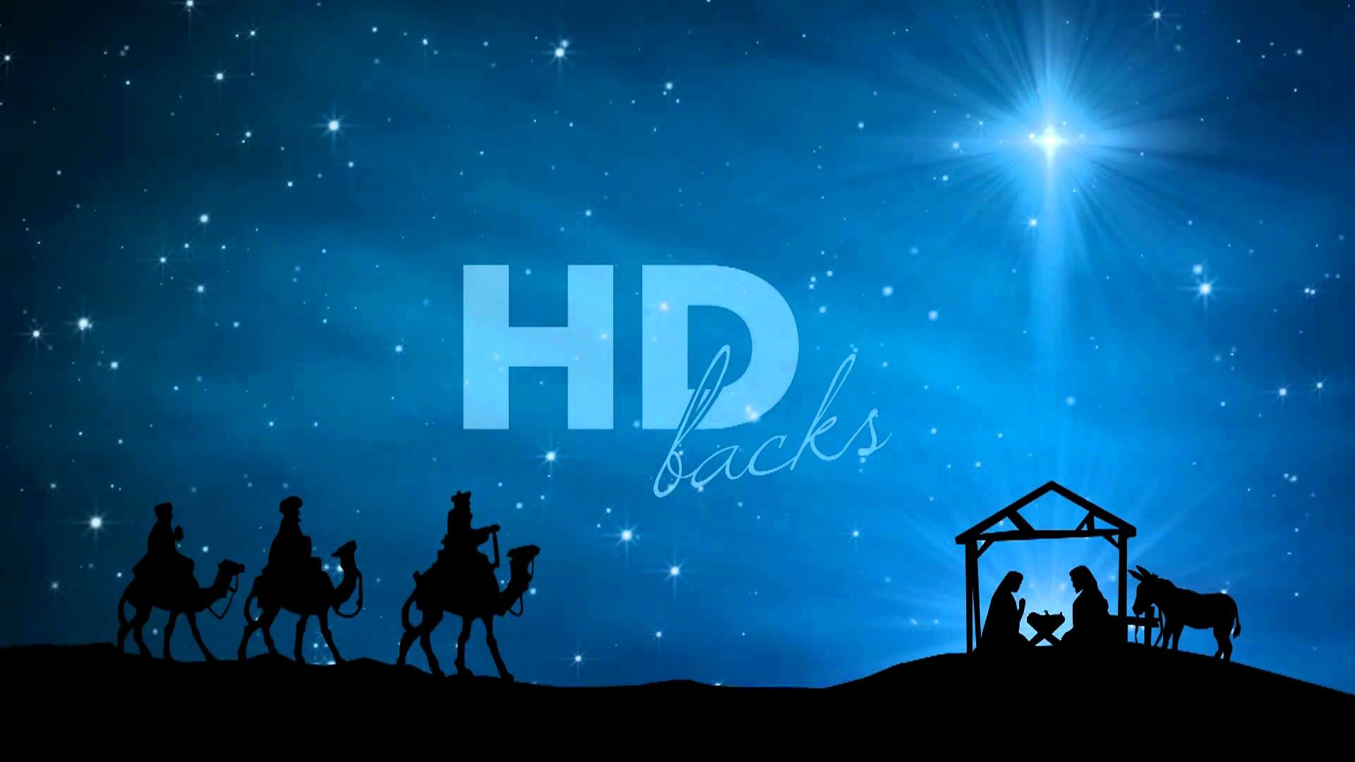 christmas nativity backgrounds free