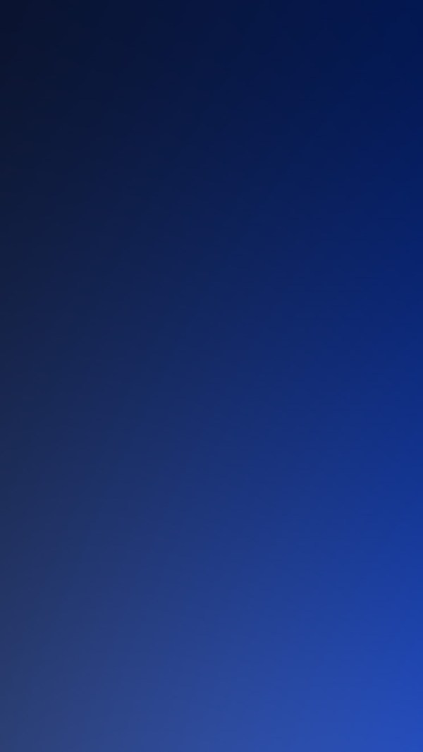 Solid Blue Background iPhone
