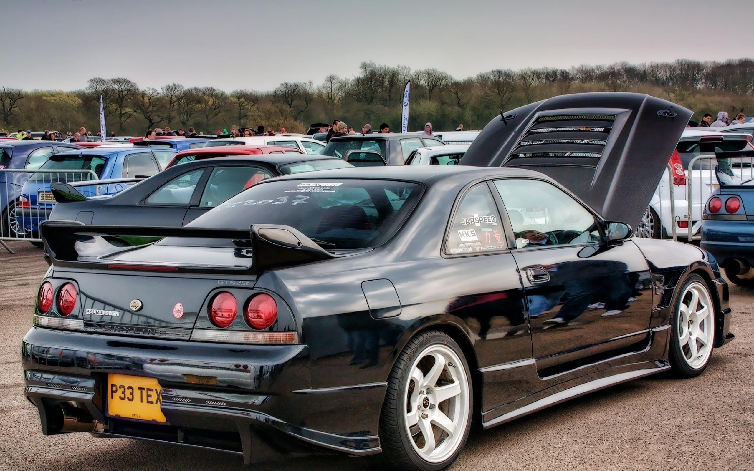 Nissan Gtr Wallpaper Iphone X Nissan Skyline Gtr R34 Wallpapers