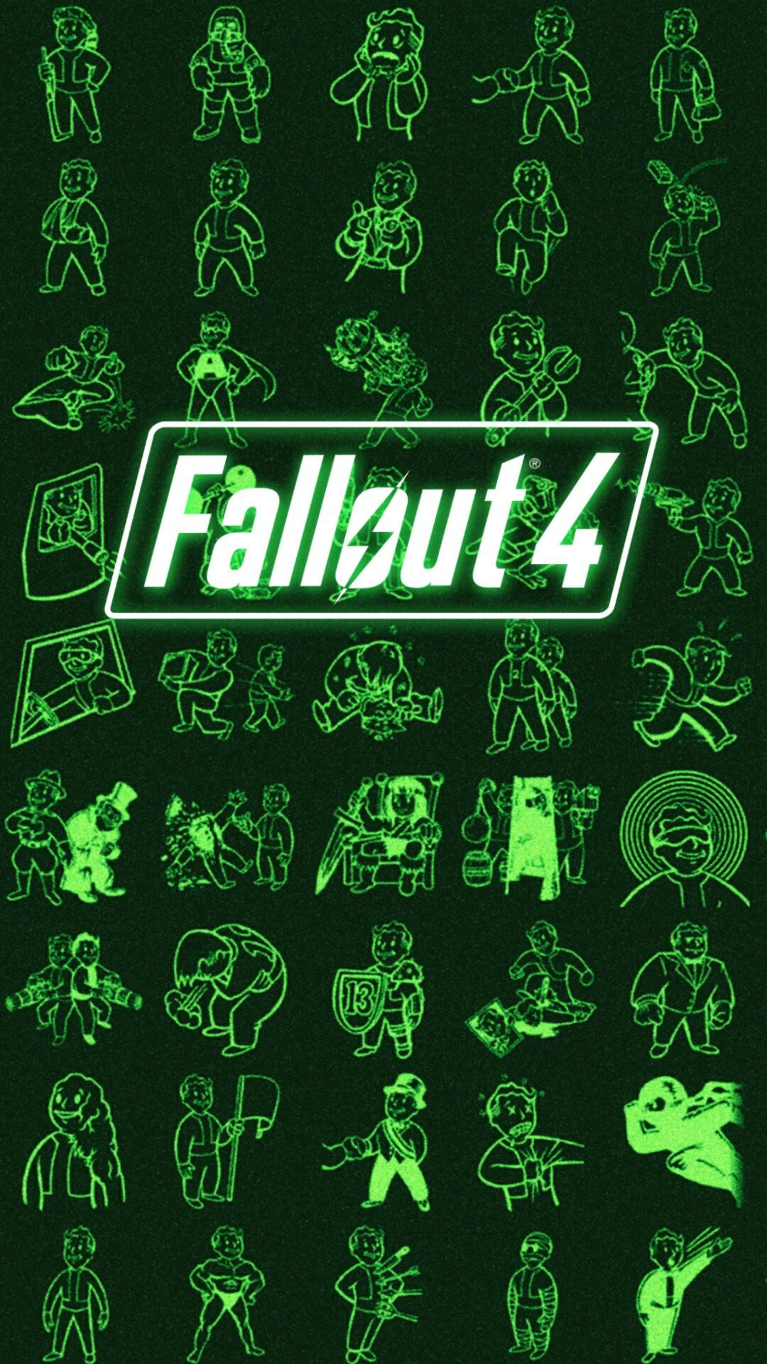 Hd Supreme Wallpaper Iphone X Fallout 4 Phone Wallpaper 183 ① Download Free High Resolution