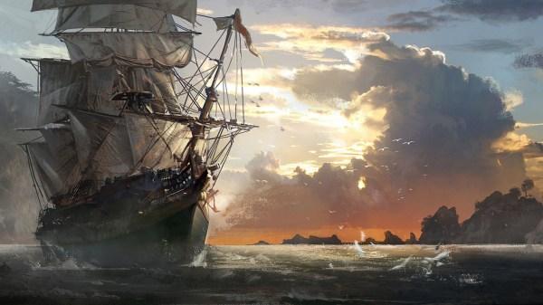 Assassin's Creed Black Flag Ships