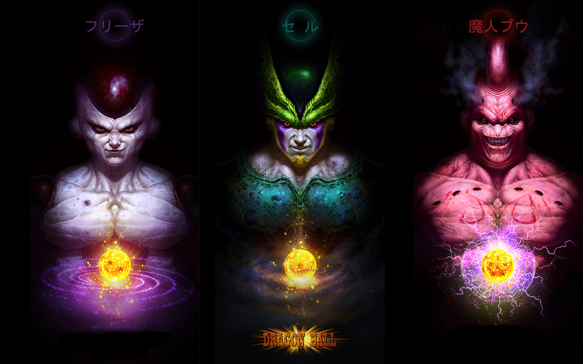 cell dbz wallpapers wallpapertag