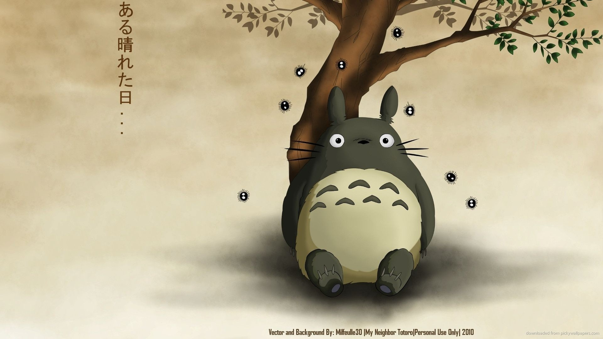 Totoro Wallpaper Iphone 6 My Neighbor Totoro Wallpaper 183 ① Download Free Beautiful