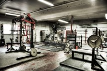 Cool Fitness Gym Background - Year of Clean Water