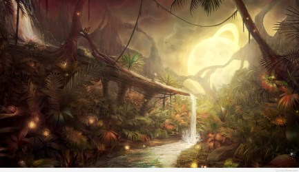 fantasy backgrounds cool wallpapers awesome amazing nature wallpapertag