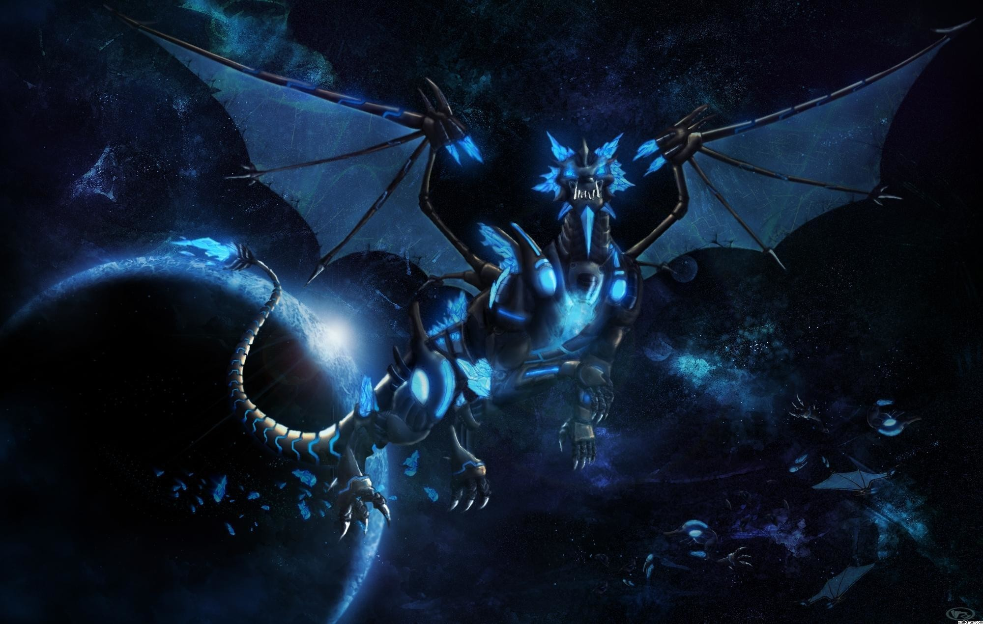 Fall Wallpaper Hd For Galaxy S4 Red Eyes Black Dragon Vs Blue Eyes White Dragon Wallpaper