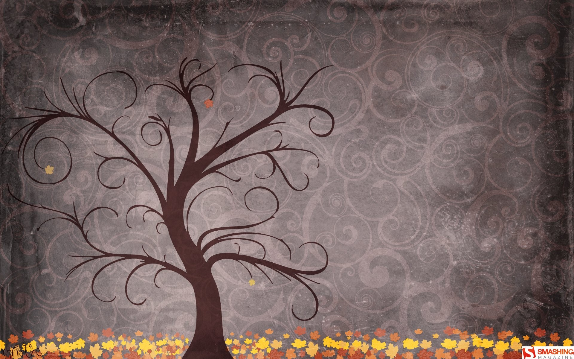 Fall Leaves Ipad Wallpaper November Background 183 ① Download Free Awesome High