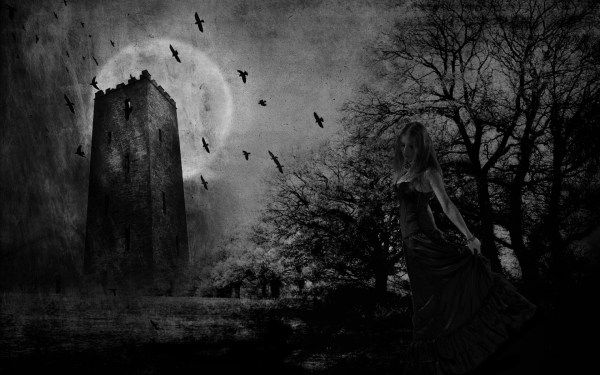 Gothic Art Wallpaper