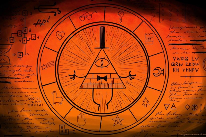 Cool Gravity Falls Wallpaper Bill Cipher Wallpapers 183 ① Wallpapertag