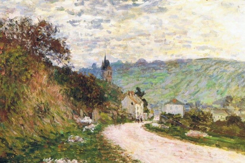 Claude Monet Hd Wallpapers Monet Desktop Wallpaper 183 ① Wallpapertag