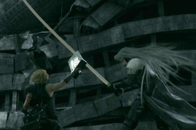 Download Final Fantasy 7 Sephiroth Wallpaper