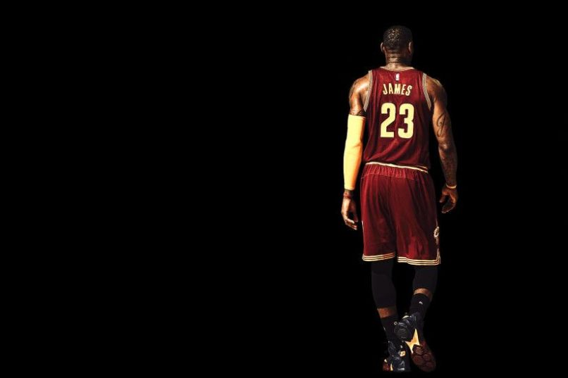 Lebron James Hd Wallpaper Wallpapers Net Dunk Cavs 2015