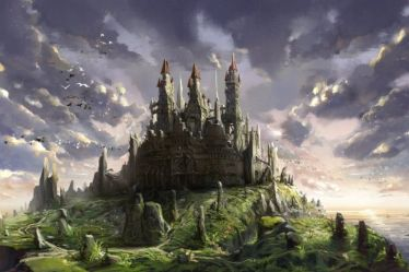 fantasy castle hd medieval wallpapers 1080p epic backgrounds castles wallpapertag desktop iphone middle resolution abyss coders everything