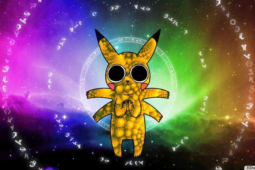Pikachu Wallpaper Hd 1920x1080 Acid Trip Backgrounds 183 ① Wallpapertag