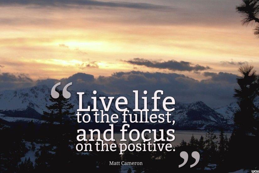 Inspirational Quotes Macbook Wallpaper