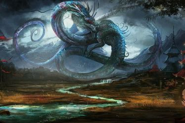 dragon dragons water hd cool wallpapers awesome fantasy mythical backgrounds wallpapertag ipad desktop 1080 1920 laptop resolution iphone android phones
