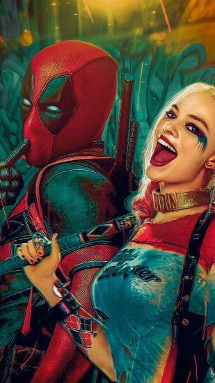 Harley Quinn Wallpaper Iphone 6 Plus Allofthepicts Com