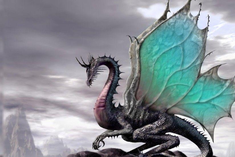 3d Dragon Wallpapers Free Download Black Lightning Dragon Wallpaper 183 ① Wallpapertag