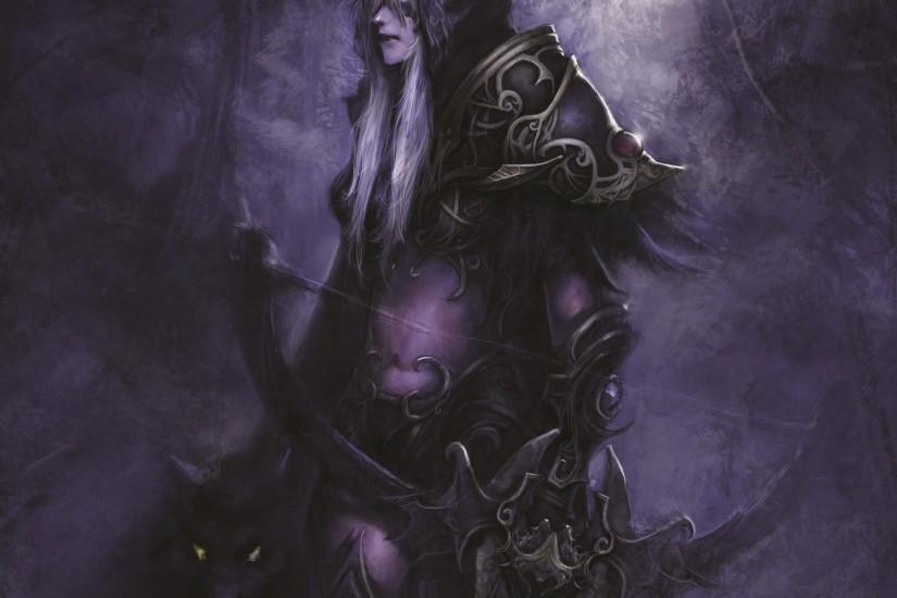 Monster Hunter Girl Wallpaper 1440 Sylvanas Windrunner Wallpaper 183 ① Download Free Beautiful