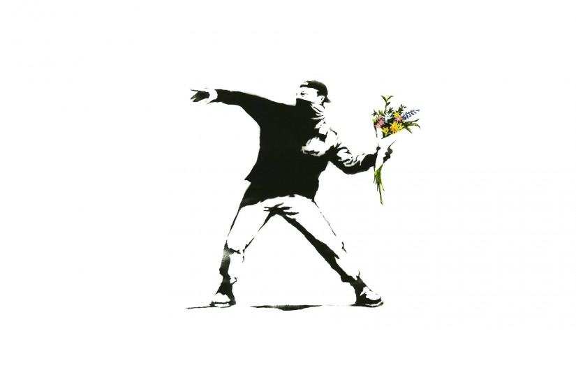 Banksy wallpaper ·① Download free full HD backgrounds for