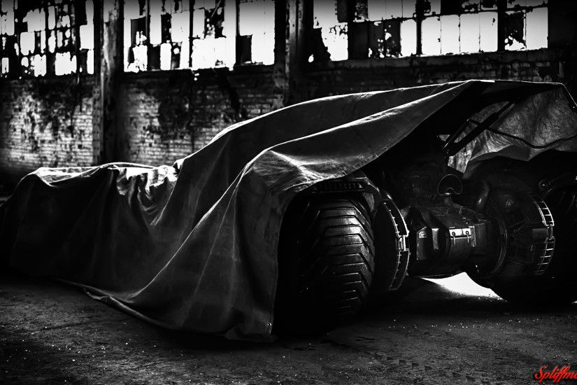 Batmobile Tumbler Wallpaper