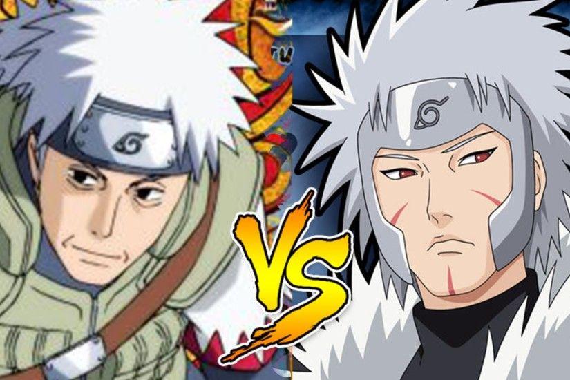 Second Hokage And Kakashi