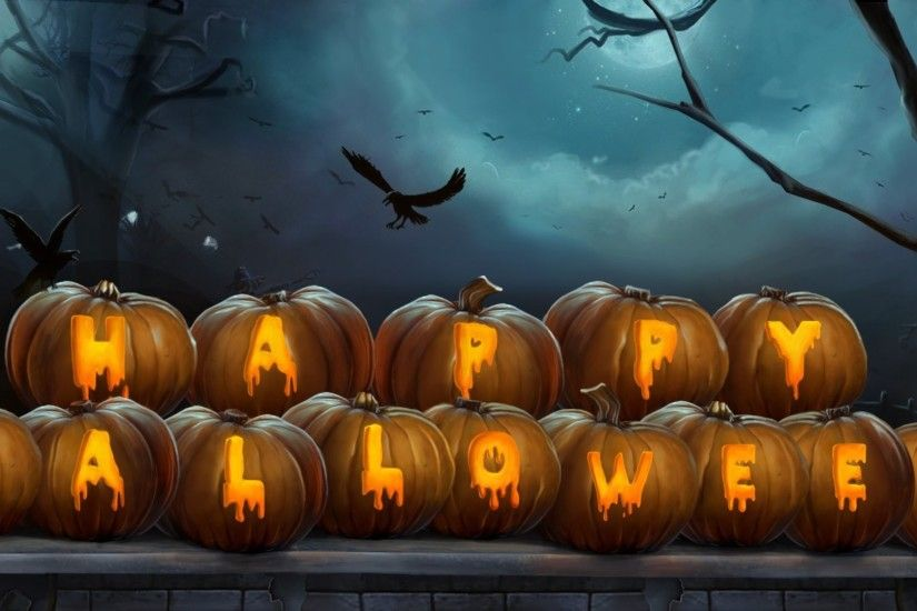 Cute Pumpkin Halloween Wallpaper Hd Halloween Desktop Backgrounds 183 ① Wallpapertag