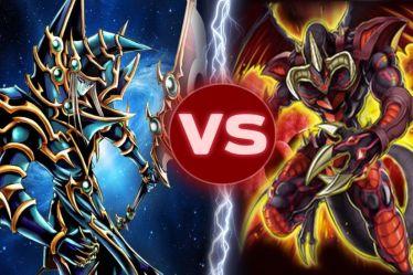 dragon eyes vs exodia dark paladin archfiend wallpapertag tormentor obelisk yugioh jeweled duel october