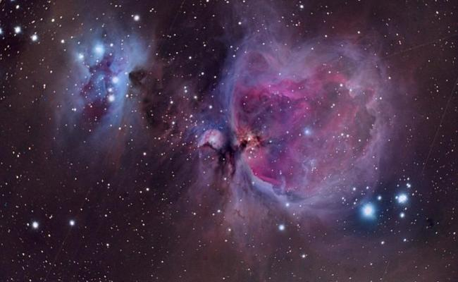 Orion Nebula Wallpaper Download Free Backgrounds For