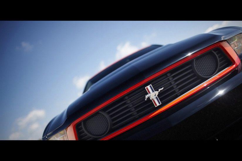 Blue Jaguar Cars Wallpapers Ford Mustang Logo Wallpaper 183 ① Wallpapertag