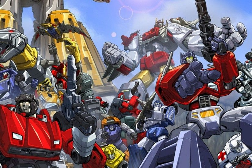 Transformers Fall Of Cybertron 4k Wallpaper Transformers G1 Series Optimus Prime And Grimlock