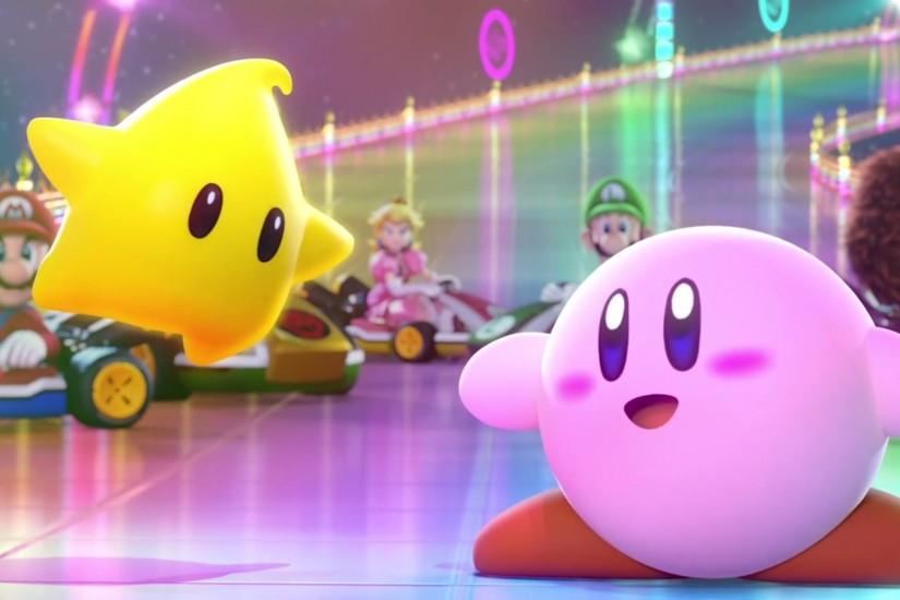 Mario Kart Iphone Wallpaper Kirby Wallpaper 183 ① Download Free Awesome High Resolution