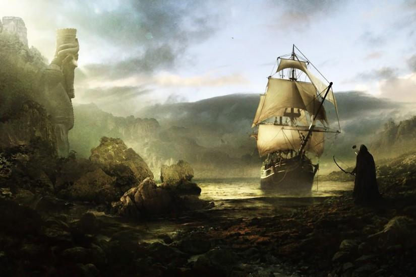 Pirate Ship Wallpaper Hd Pirate Ship Wallpaper 183 ① Download Free High Resolution