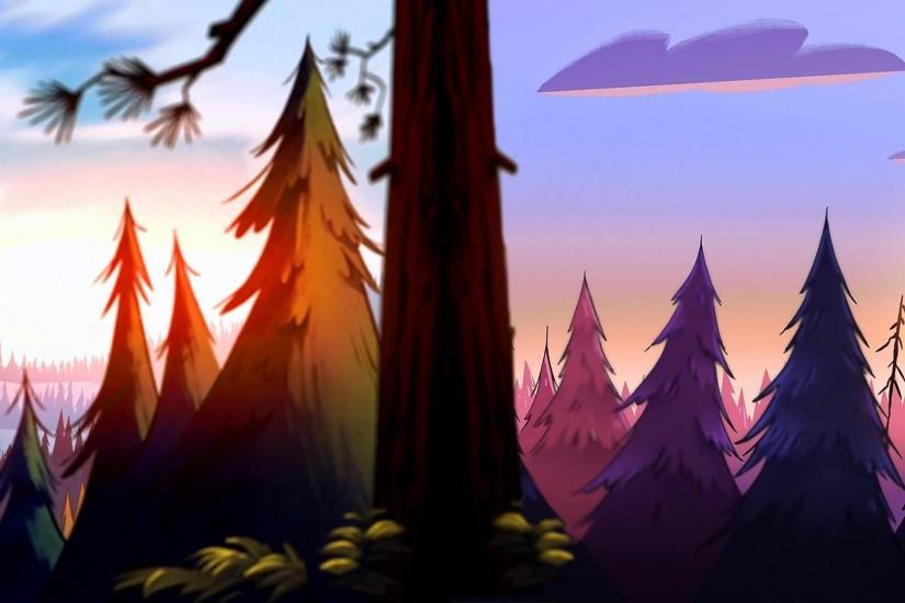 Gravity Falls Wallpaper Forest Gravity Falls Wallpaper 183 ① Download Free Cool Wallpapers