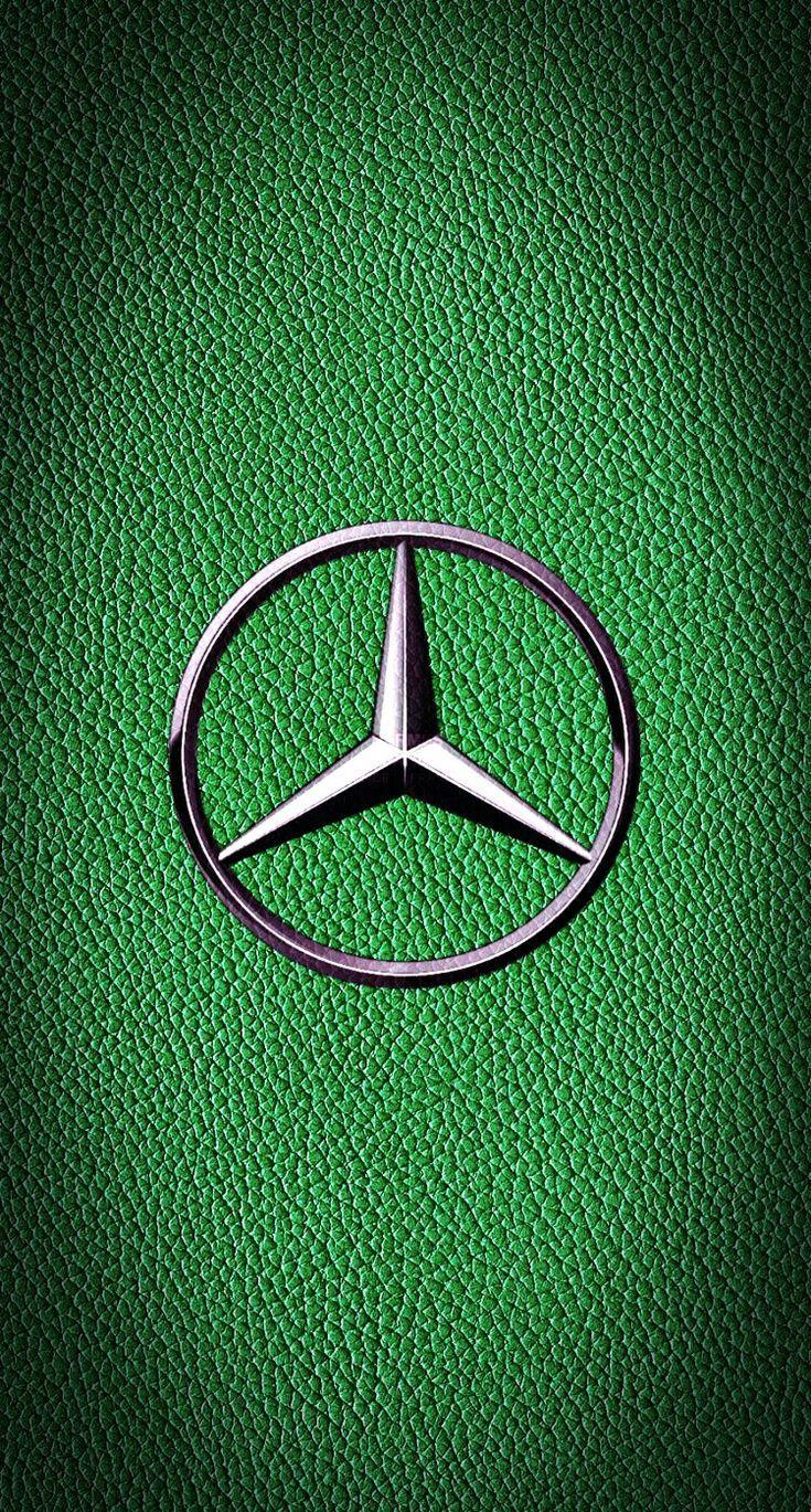 Mercedes Logo Wallpaper : mercedes, wallpaper, Mercedes, Wallpaper, Phone, 735x1369, Download, WallpaperTip