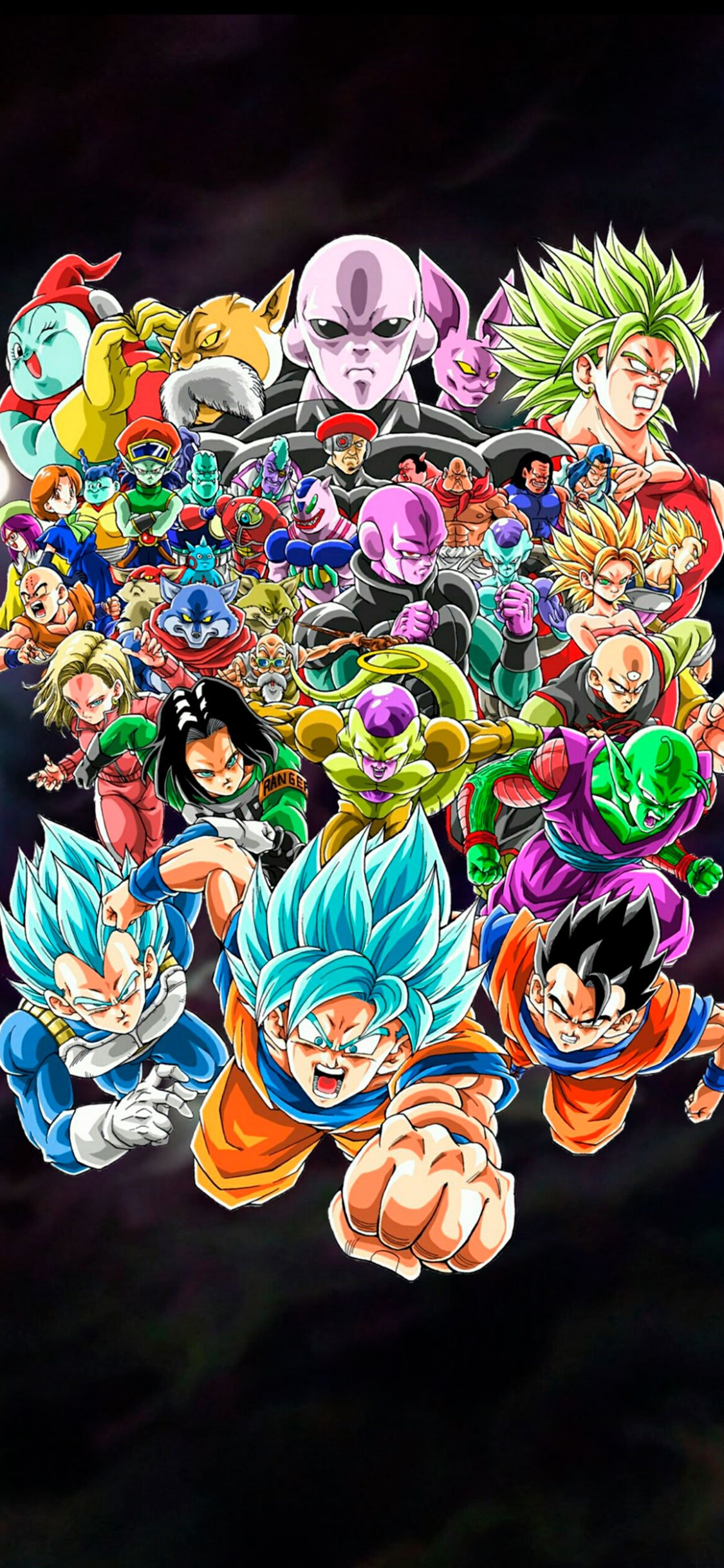 Dragon Ball Z Lockscreen : dragon, lockscreen, Screen, Dragon, Wallpaper, Phone, 1125x2436, Download, WallpaperTip