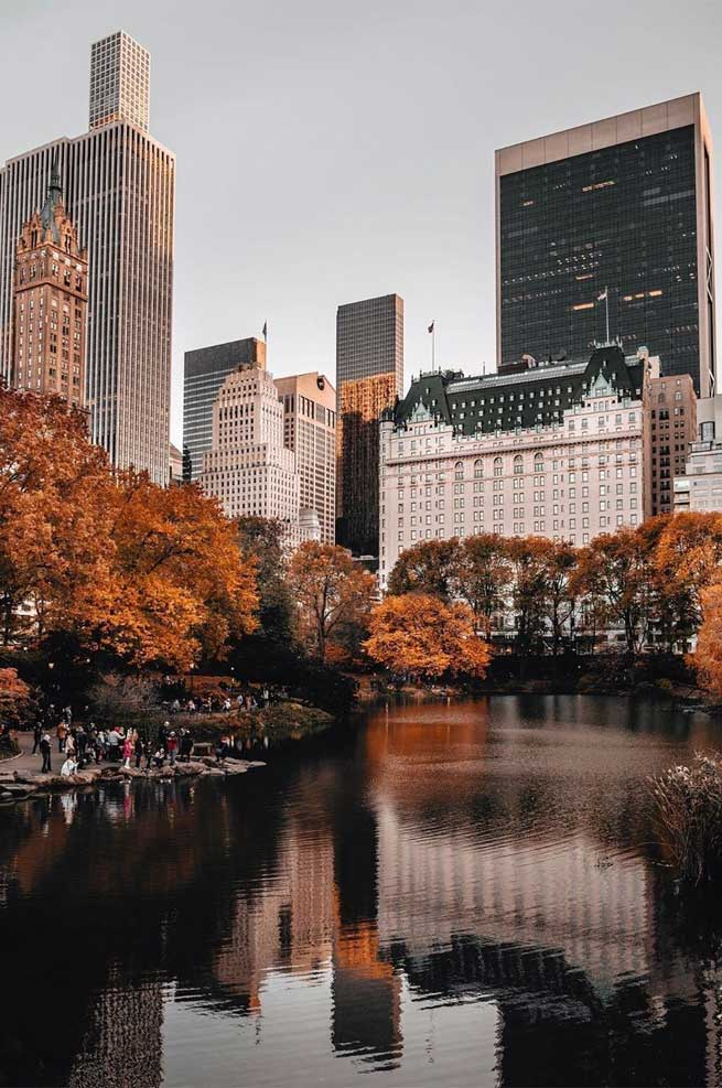 Aesthetic Park Background : aesthetic, background, Beautiful, Autumn, Images, Aesthetic, Central, 655x987, Download, Wallpaper, WallpaperTip