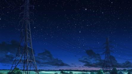 Anime Background Night 4k 1920x1080 Download HD Wallpaper WallpaperTip