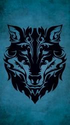 Wolf Iphone Wallpaper Tribal Wolf Wallpaper Hd 750x1334 Download HD Wallpaper WallpaperTip