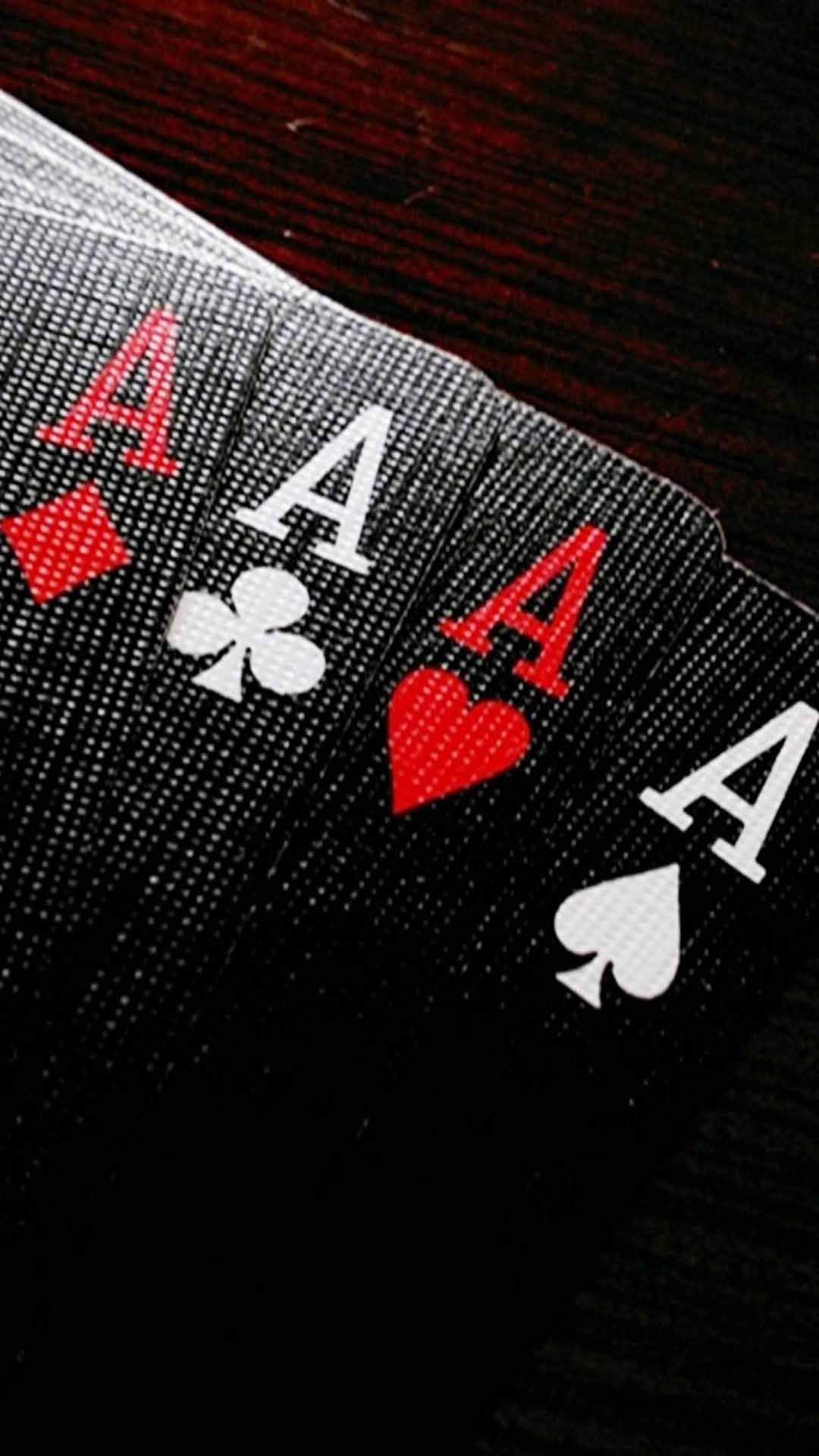 Ace Card Wallpaper : wallpaper, 1080x1920, Download, Wallpaper, WallpaperTip