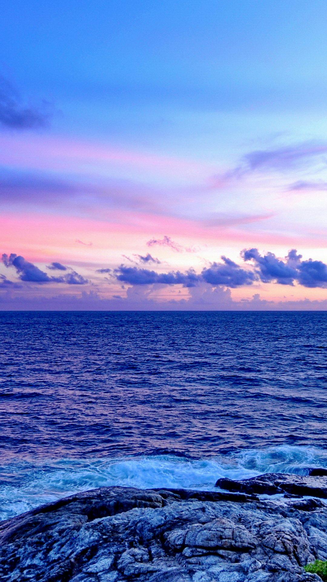 Blue Sea Wallpaper 4k  Hd Wallpaper Background