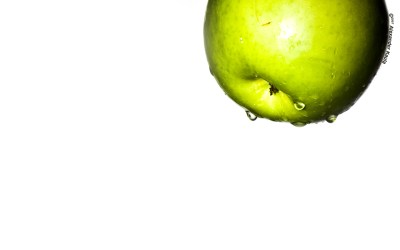 Minimalistic food apples simple background white background wallpaper 1680x1050 62142 WallpaperUP