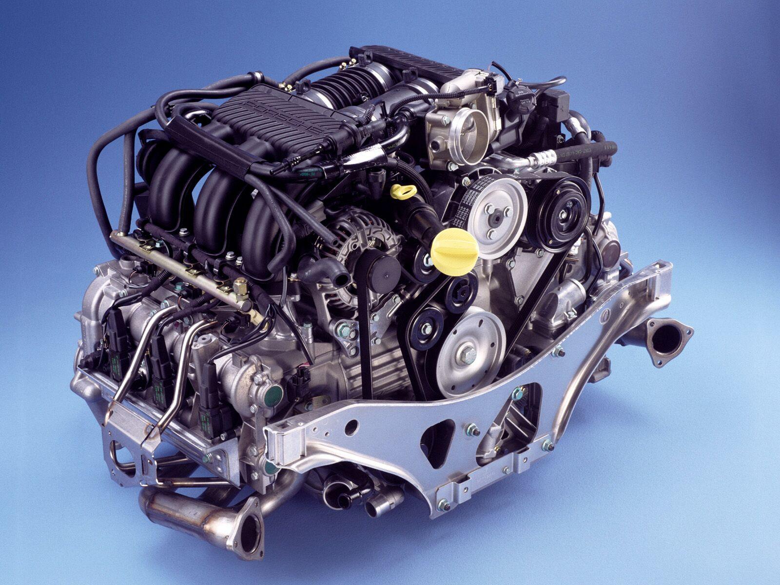 Porsche 997 M96 Vs M97 Engine Differences Rennlist