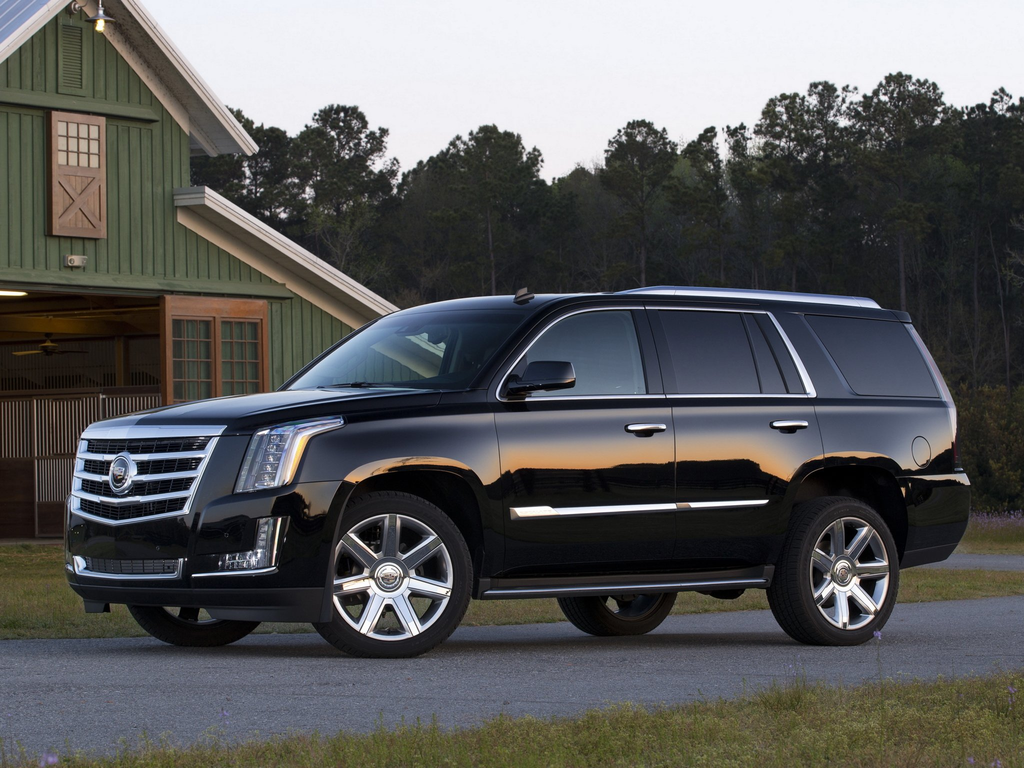 2015 Cadillac Escalade Suv Luxury H Wallpaper  2048x1536
