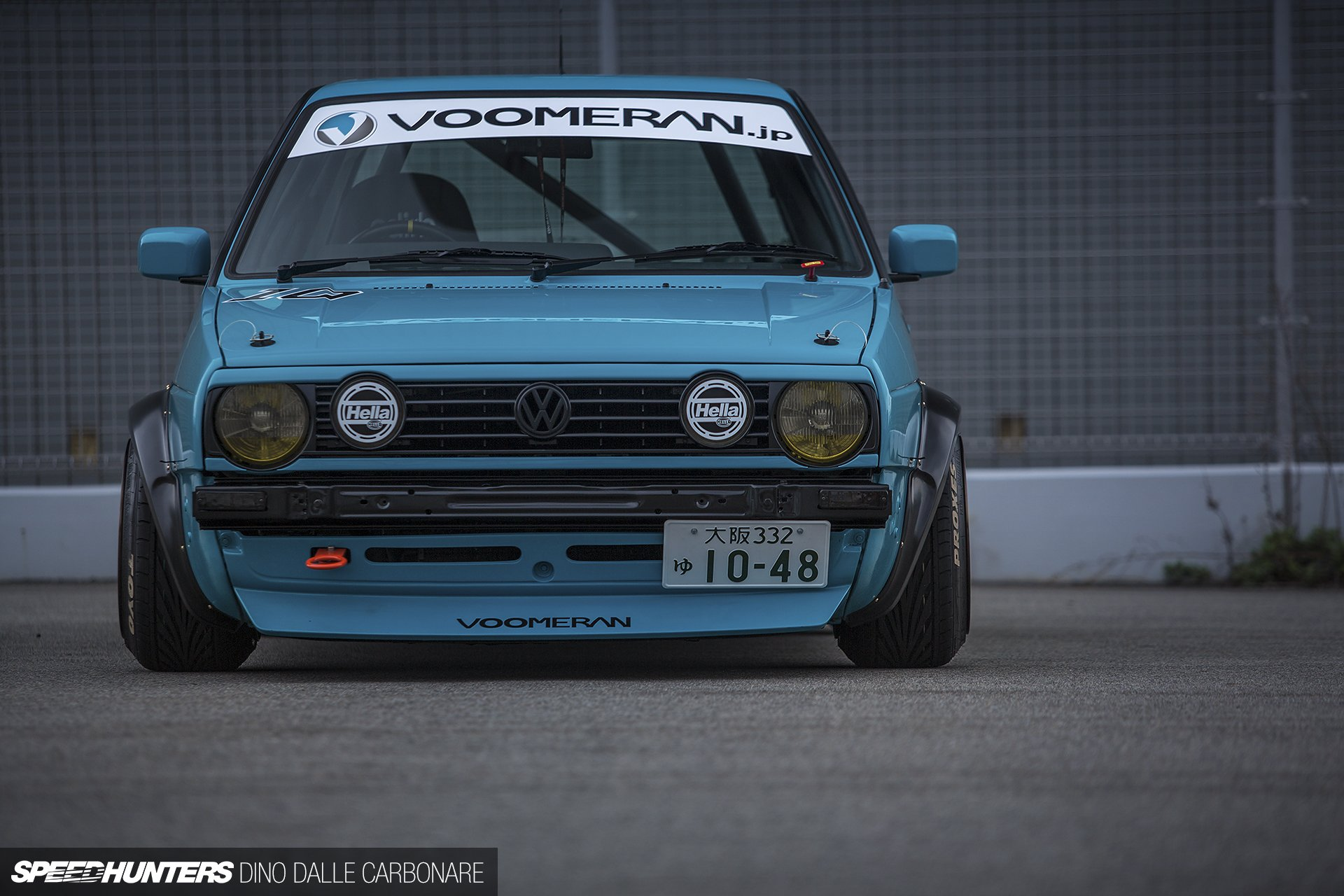 Golf Mk2 Tuning, Hd 1080p, 4k Foto